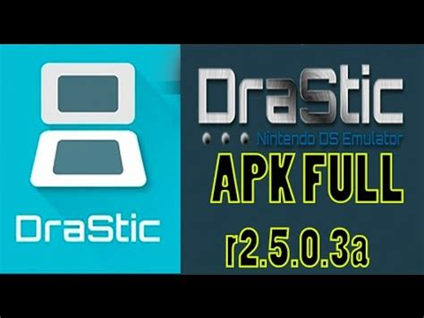 drastic apk full ultima version no root drastic ds emulator vr2 5 0 3a apk full root y no root