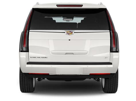 Rear Exterior Doors Image 2016 Cadillac Escalade 4wd 4 Door Platinum Rear