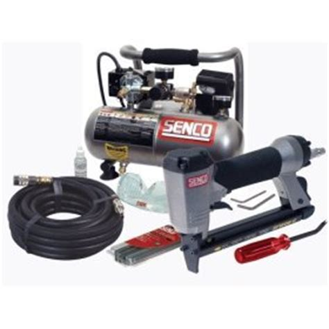 Best Buy On Senco Pc 0973 Upholstery Compressor Combo