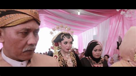 wedding clip adat jawa wedding clip nining rendi pernikahan adat jawa