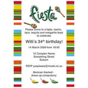 invitation mexican fiesta kangaroo digital