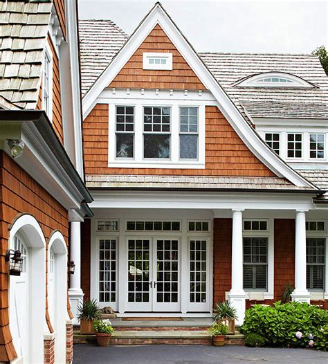 best exterior color schemes exterior colors stains and cedar shingles