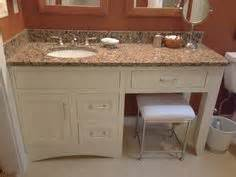 Makeup Vanity Next To Sink 1000 Ideas About Bathroom Makeup Vanities On
