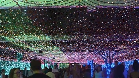 world record christmas lights attempt gears up in civic
