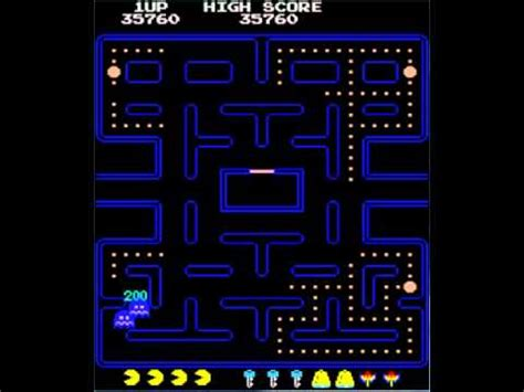 pacman cheats pac 3rd key applying the quot ghosts go up all passages