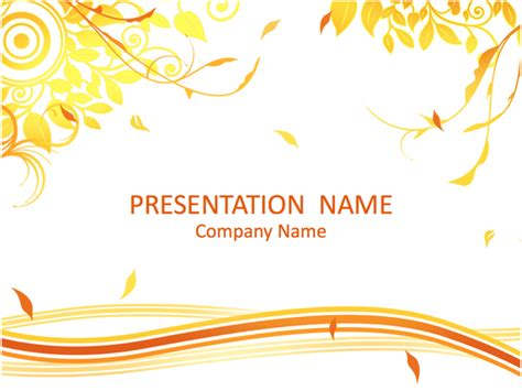 40 Cool Microsoft Powerpoint Templates And Backgrounds Microsoft Powerpoint Template