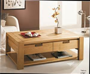 table basse plateau relevable table basse en bois massif 2