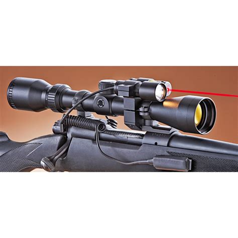 Bsa Airsporter Telescope Sniper Aol 3 9x40 bsa 174 3 9x40 mm varmint scope with laser light combo black 178953 rifle scopes and