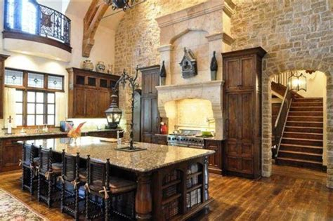 the simplest ways to build rustic tuscan kitchen design