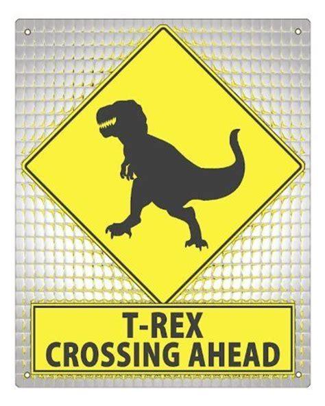 t rex bathroom street sign dinosaur t rex bathroom tyrannosaurus rex
