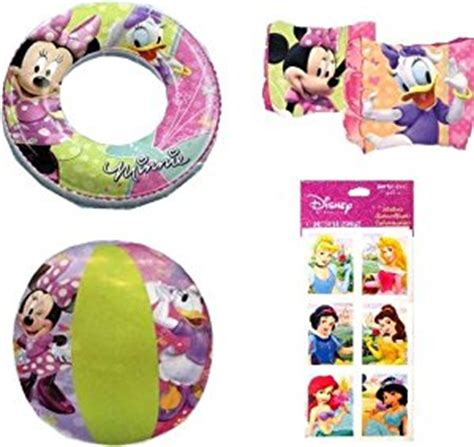 Best Way Mickey Mouse Swim Ring minnie and car interior design