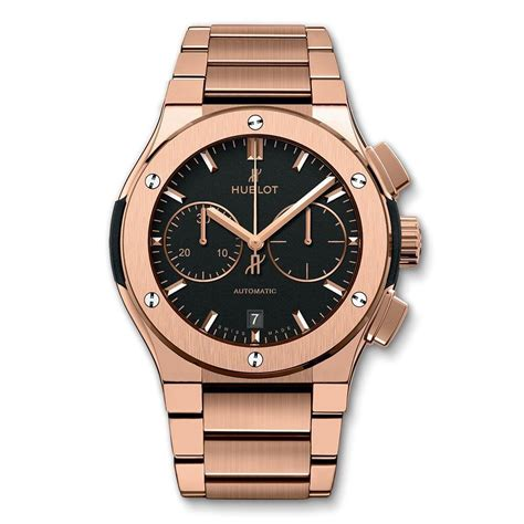 Swiss Army 1180 classic fusion chronograph king gold bracelet 520 ox 1180 ox