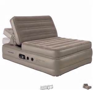 Adjustable Inclined Bed Frame Insta Bed Adjustable Incline Air Mattress Ebay