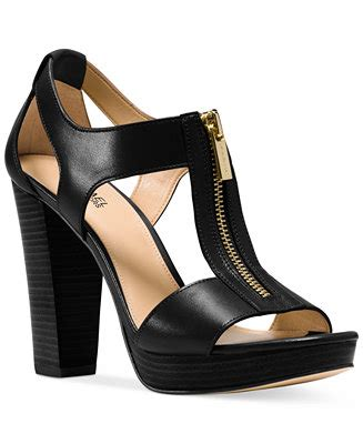 Dress Shoe Macy S by Michael Michael Kors Berkley T Platform Dress Sandals Macy S