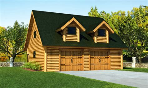 Cabin Floor Plans With Garage by Log Cabin Floor Plans With Garage Log Cabin Homes Garage