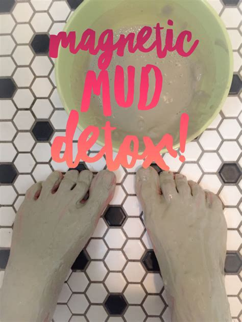 The Tao Of Detox by Magnetic Mud Foot Mask Detox The Tao Of