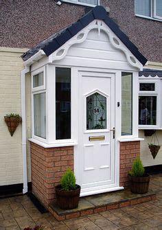 terraced house porch design 1000 ideas about upvc porches on pinterest upvc windows sash windows and porches