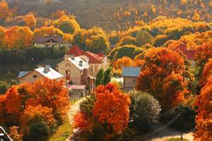 fall vacation ideas best places to go in the fall