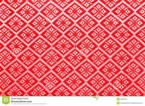 diamond pattern fabric name red diamond pattern fabric royalty free stock photography