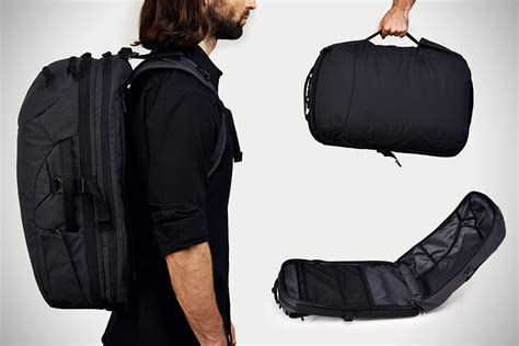carry on baggage carry on minaal carry on bag hiconsumption