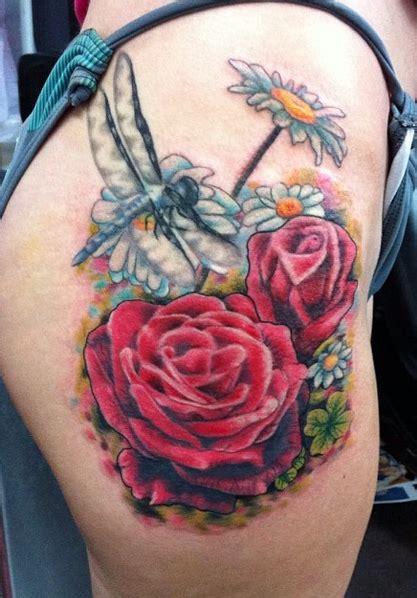 betty rose tattoo garden by betty b tattoos