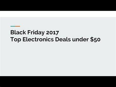 top black friday electronics deals