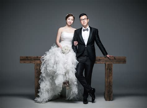 Wedding Photography Studio by Classic And Timeless Korean Studio Pre Wedding Photoshoot