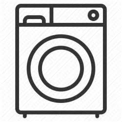 Dryer Outline by Clothes Dryer Houseware Laundry Washing Machine Icon Icon Search Engine