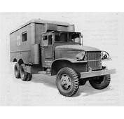 WW2 US Army Ambulances And Medical Related Vehicles