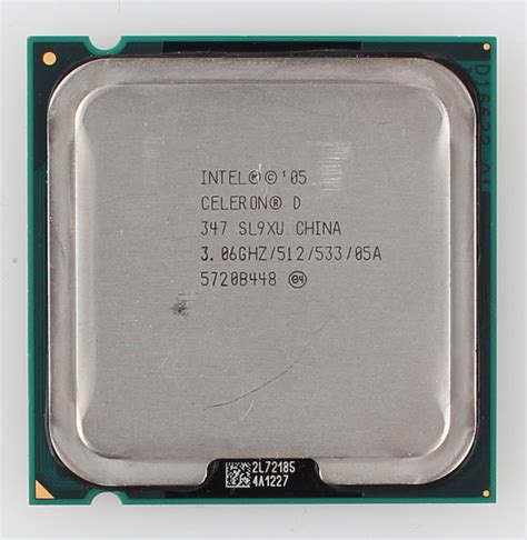 intel celeron sockel intel celeron d 347 3 06 ghz processor sl9xu socket lga