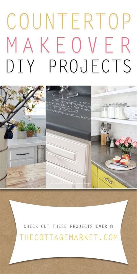 Countertop Makeover by Best 25 Countertop Makeover Ideas On Cheap