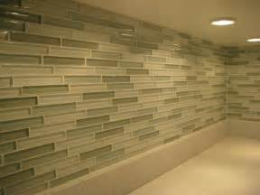 Glass Tile Kitchen Backsplash by Metal Amp Glass Wall Tiles Backsplashes Mosaic Tile