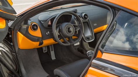 orange mclaren interior 2016 mclaren 570s coupe color ventura orange interior