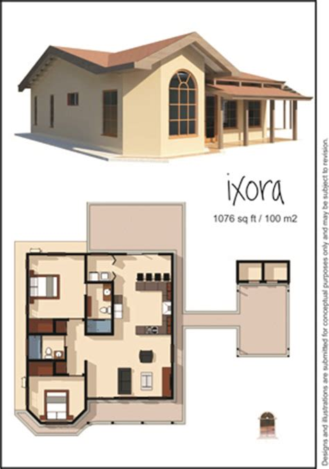 100 sq meters house design home land deal