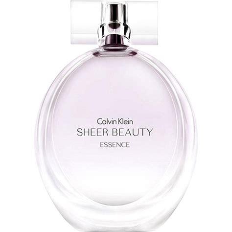 Parfum Calvin Klein Sheer calvin klein sheer essence duftbeschreibung