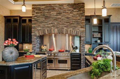 stone kitchen design 100 marvelous kitchen design ideas with stone walls