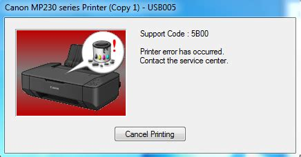 cara reset canon ip2770 blink 7x printer canon mp237 blink 7x bergantian atau error 5b00