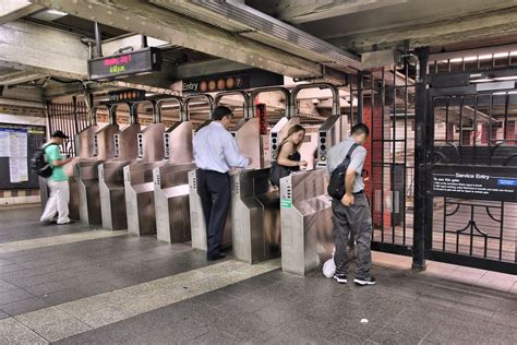 mta chairman urges against decriminalizing subway turnstile jumping curbed ny