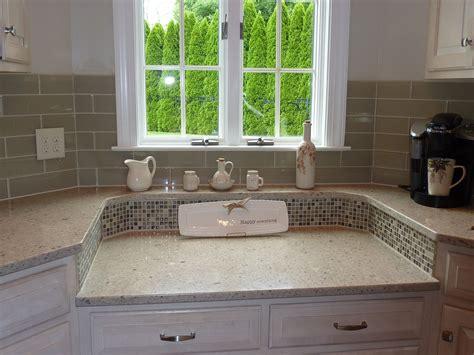 bliss element tile cambria darlington quartz counters bliss glass
