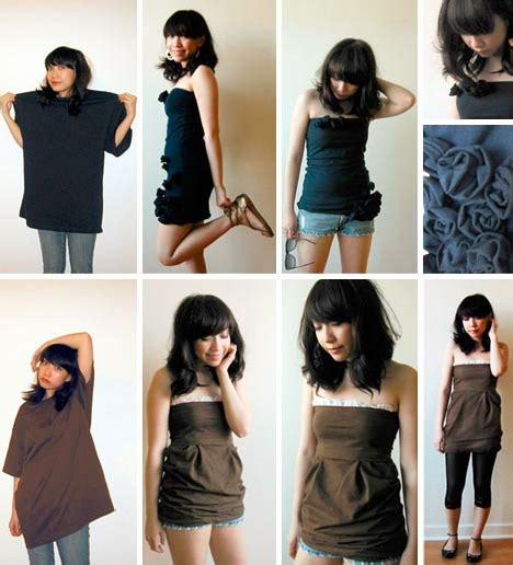 Diy Clothing Ideas by Custom Redress 7 Diy Clothing Designs Ideas Reuses