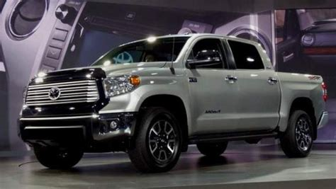Toyota Diesel 2020 by 2020 Toyota Tundra Diesel Changes News Release Engine