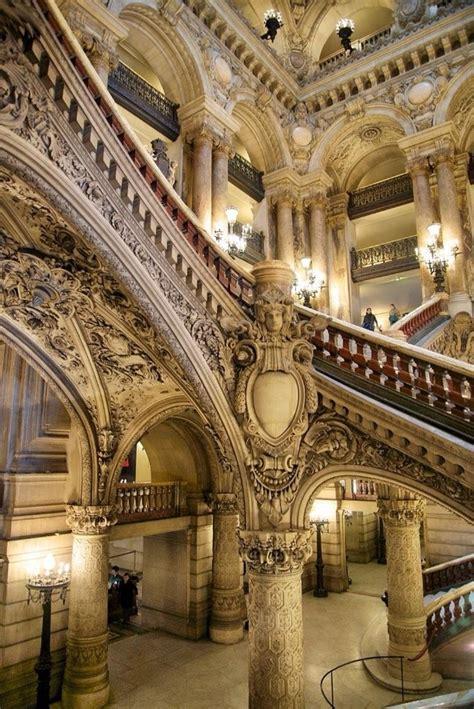 grand staircase   palais garnier paris photorator