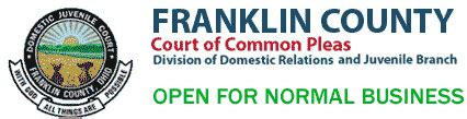 Franklin County Court Of Common Pleas Records Home Drj Fccourts Org