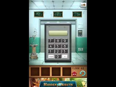 100 Floors Guide Annex by 100 Floors Annex Level 61 Walkthrough Guide