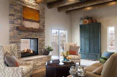 santa fe interior design santa fe transitional pueblo ashton interiors