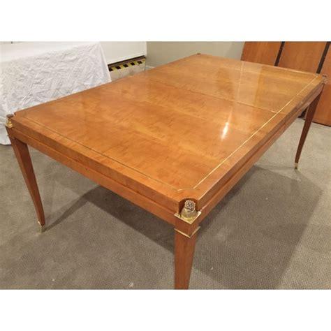 jansen style mid century dining table c 1950 s classic