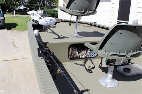 used grizzly aluminum boats for sale 2014 used tracker 1754 grizzly aluminum fishing boat for