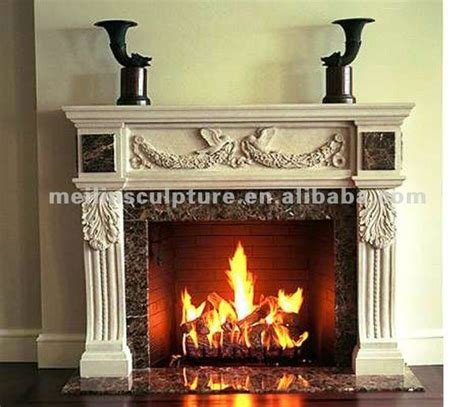 European Fireplace by European White Marble Cnc Carved Electric Fireplace Mantel