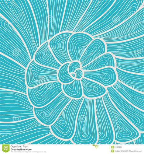 pattern stock free vector background pattern of snail royalty free stock
