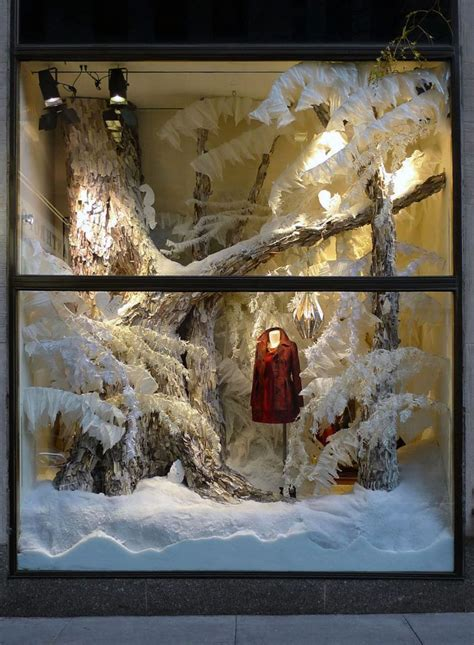 best 25 winter window display ideas on pinterest